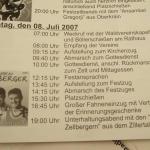 Bayerische Böllerschützentreffen in Langdorf v. G.B., Bild 1939