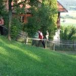 Stiegenwallfahrt nach Wollaberg v. G.B, Bild 2037