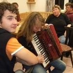Musikfreunde aus Schnetzenhausen bei uns! von G.B., Bild 2245