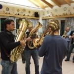 Musikfreunde aus Schnetzenhausen bei uns! von G.B., Bild 2254