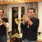 Musikfreunde aus Schnetzenhausen bei uns! von G.B., Bild 2256