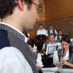 Musikfreunde aus Schnetzenhausen bei uns! von G.B., Bild 2356