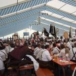 Bayerische Böllerschützentreffen in Langdorf v. G.B., Bild 2010