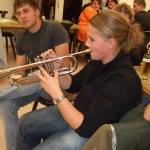 Musikfreunde aus Schnetzenhausen bei uns! von G.B., Bild 2255