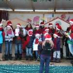 Kinderchor Auftritt am Christkindlmarkt Grafenau, IMG_7698.JPG