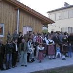 Einweihung Vereinsheim, Bild 631
