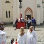 Pfarrfest mit Kreuzsteckung v. Georg. B., Bild 1601