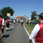 4. Ostbayerische Böllertreffen - Chambthaler Sportschützen Seugenhof, Bild 2135