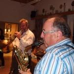 Musikfreunde aus Schnetzenhausen bei uns! von G.B., Bild 2267