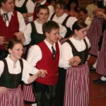 Osterkonzert 2007, Bild 1048