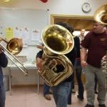 Musikfreunde aus Schnetzenhausen bei uns! von G.B., Bild 2259