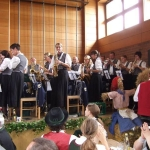 Musikfreunde aus Schnetzenhausen bei uns! von G.B., Bild 2379