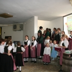 Auftritt Kinder- und Jugendchor und Kindervolkstanzgruppe am Kröllstraßenfest 2013, IMG_8527.JPG