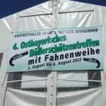 4. Ostbayerische Böllertreffen - Chambthaler Sportschützen Seugenhof, Bild 2094