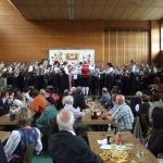 Musikfreunde aus Schnetzenhausen bei uns! von G.B., Bild 2391