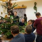 Christbaumversteigerung 2015