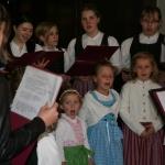 Auftritt Kinder- und Jugendchor und Kindervolkstanzgruppe am Kröllstraßenfest 2013, IMG_8528.JPG