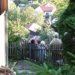 Stiegenwallfahrt nach Wollaberg v. G.B, Bild 2064