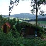 Stiegenwallfahrt nach Wollaberg v. G.B, Bild 2092
