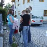 Stiegenwallfahrt nach Wollaberg v. G.B, Bild 2093