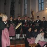 Adventskonzert - Kirche Haus i. Wald 2012, SDC15333.JPG