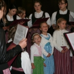 Auftritt Kinder- und Jugendchor und Kindervolkstanzgruppe am Kröllstraßenfest 2013, IMG_8529.JPG