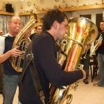 Musikfreunde aus Schnetzenhausen bei uns! von G.B., Bild 2262