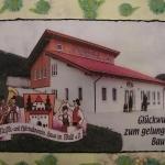 Einweihung Vereinsheim, Bild 664