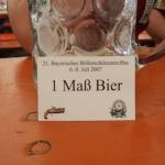Bayerische Böllerschützentreffen in Langdorf v. G.B., Bild 2014
