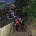 Stiegenwallfahrt nach Wollaberg v. G.B, Bild 2074