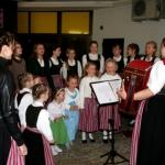 Auftritt Kinder- und Jugendchor und Kindervolkstanzgruppe am Kröllstraßenfest 2013, IMG_8514.JPG