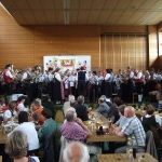 Musikfreunde aus Schnetzenhausen bei uns! von G.B., Bild 2383
