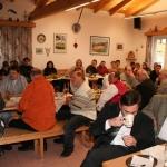 Versammlung des Bezirksverbands Bayerwald des MON, Bild 2675