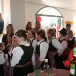 Auftritt Kinder- und Jugendchor und Kindervolkstanzgruppe am Kröllstraßenfest 2013, IMG_8522.JPG