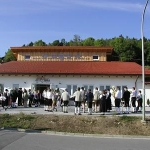 Einweihung Vereinsheim, Bild 556