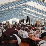 Bayerische Böllerschützentreffen in Langdorf v. G.B., Bild 2012