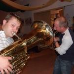 Musikfreunde aus Schnetzenhausen bei uns! von G.B., Bild 2265