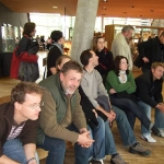 Musikfreunde aus Schnetzenhausen bei uns! von G.B., Bild 2305
