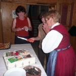 75. Geb. Fahnenmutter Lilli, Bild 3891